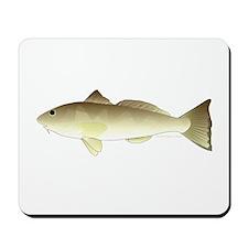 Southern Kingfish Mousepad