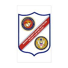 Marine Security Guard Bn Decal