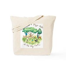 Cool Dogparks Tote Bag