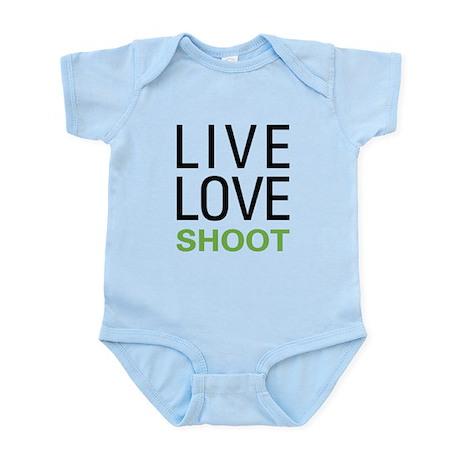 Live Love Shoot Body Suit