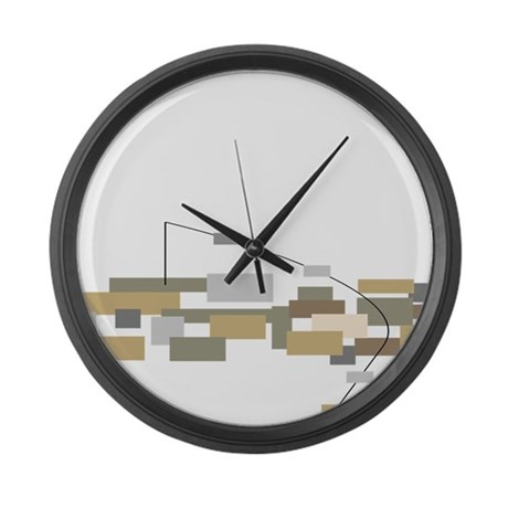 Large wall clocks modern for Large wall clocks modern