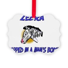 3-Zebra841 Ornament