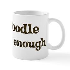 One Poodle Mug