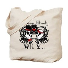Eternity With You Tote Bag