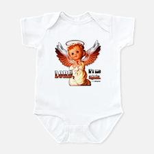 """""""Little Angel!"""" Infant Bodysuit"""