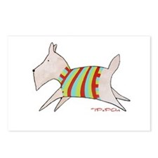 Charlie the Westie Postcards (Package of 8)