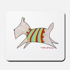 Charlie the Westie Mousepad