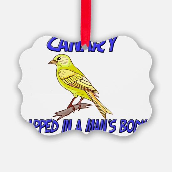 Canary34345 Ornament