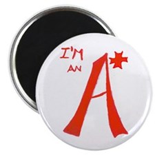 I'm An A+ Magnet