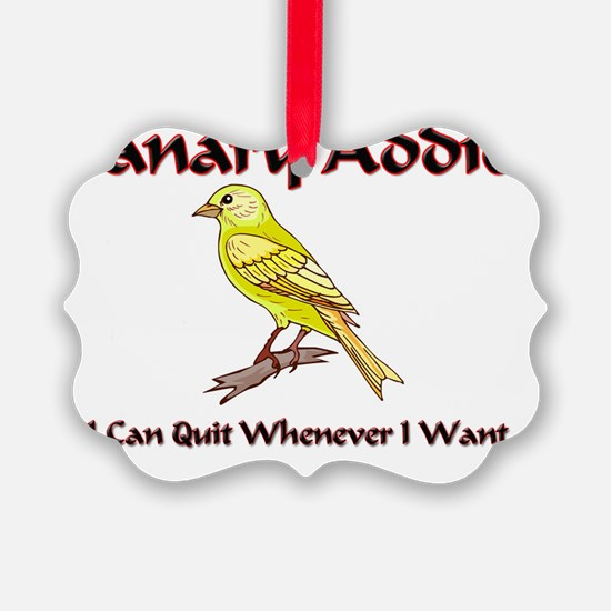 Canary123345 Ornament