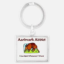 Aardvark13636 Landscape Keychain