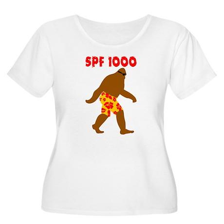 SPF 1000 Plus Size T-Shirt
