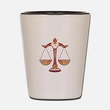 Cool Law school Shot Glass