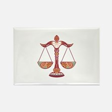 Cute Law school Rectangle Magnet