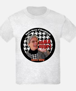 BAMA UUUP! Hank's Houndstooth T-Shirt
