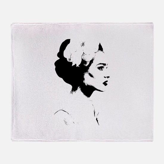 Marilyn Throw Blanket