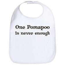 One Pomapoo Bib
