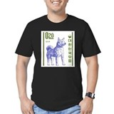 Jindo Fitted T-shirts (Dark)