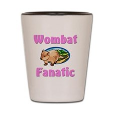 Wombat626 Shot Glass