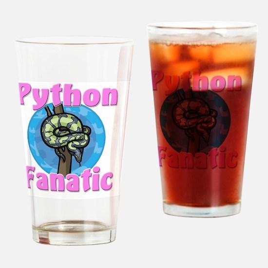 Python78112 Drinking Glass