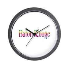 Baton Rouge Wall Clock