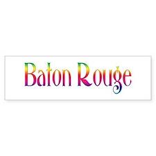 Baton Rouge Bumper Bumper Sticker