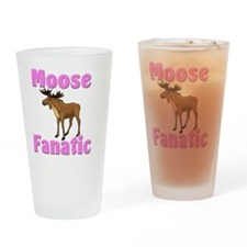 Moose135168 Drinking Glass