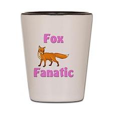 Fox14271 Shot Glass