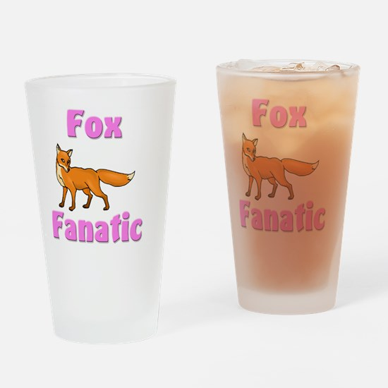 Fox14271 Drinking Glass