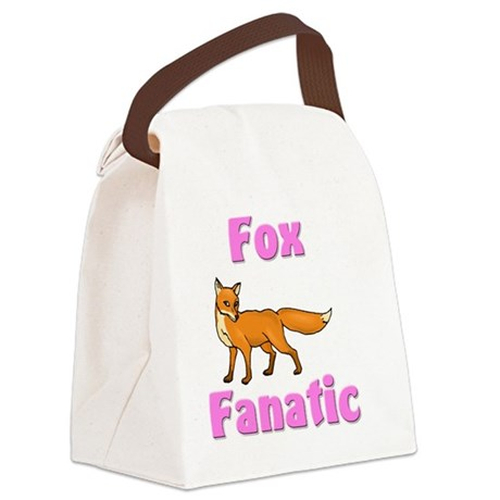 Fox14271 Canvas Lunch Bag