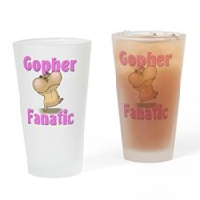 Gopher127256 Drinking Glass