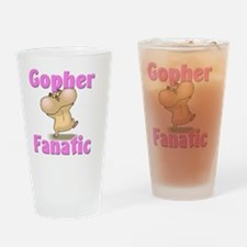 Gopher127256 Drinking Glass