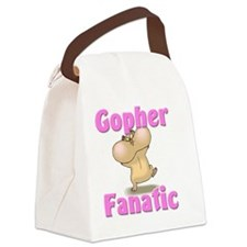 Gopher127256 Canvas Lunch Bag
