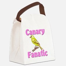 Canary112349 Canvas Lunch Bag