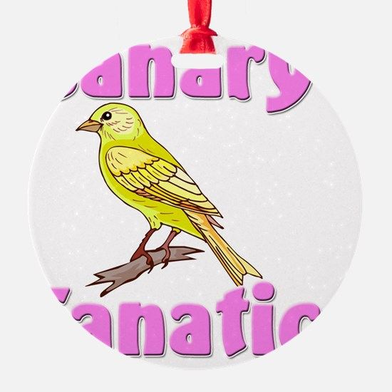 Canary112349 Ornament
