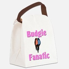 Budgie63361 Canvas Lunch Bag