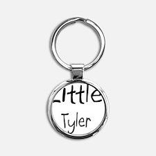 Tyler71 Round Keychain