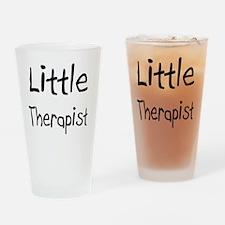 Therapist61 Drinking Glass