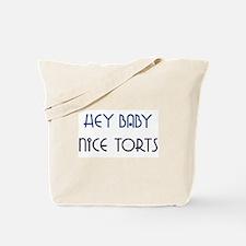 Nice Torts Tote Bag