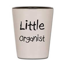 Organist54 Shot Glass