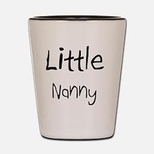 Nanny135 Shot Glass