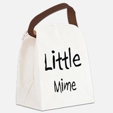 Mime126 Canvas Lunch Bag