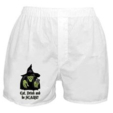 Be Scary Boxer Shorts