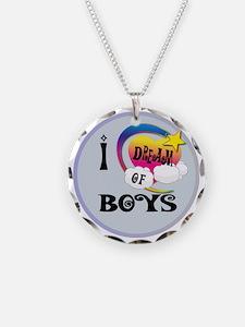 I Dream of Boys Necklace