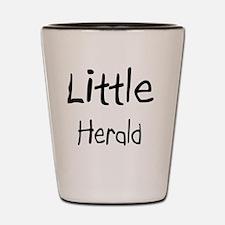 Herald140 Shot Glass