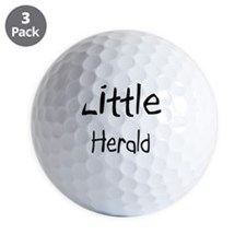 Herald140 Golf Ball