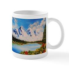 cloudy morning Mug