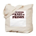 Prison Knitter Knitting Bag