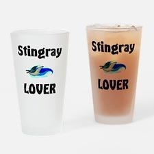Stingray148 Drinking Glass