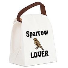 Sparrow6659 Canvas Lunch Bag